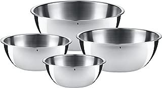 WMF 福騰寶廚房餐具套件 美食 4 件套 Cromargan 不銹鋼 無銹 18 / 10 適用于洗碗機清洗