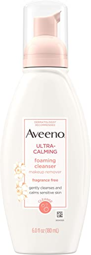 Aveeno 艾维诺 天然小白菊泡沫洗面奶 洁面乳 180ml