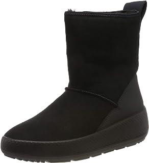 ECCO 爱步 女士雪地靴