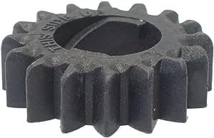 ROP Shop 起动器齿轮适合 John Deere 125 135 145 155C 190C D125 D130 D140 D150 D160