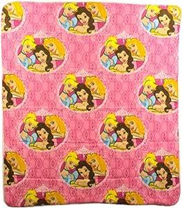 The Northwest Company Princesses 皇冠羊毛毯 127 x 152.4 厘米