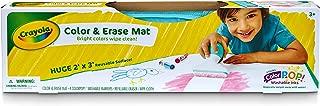 Crayola 繪兒樂 涂色 & 消除游戲墊;孩子的美術用品