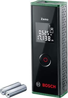 Bosch 博世 Zamo 激光测距仪(第三代,测量范围:0.15 – 20.00 m,纸板盒)