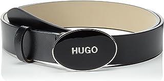 HUGO 女式腰带 黑色(黑色 001) 70
