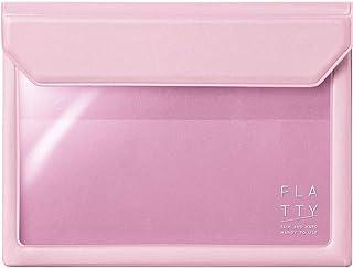 KINGJIM 文件夹 海报用 A6サイズ 粉色