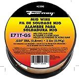 Forney 42300 Flux Core Mig Wire, Mild Steel E71TGS.030-Diameter, 2-Pound Spool