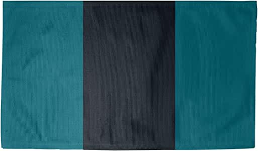 ArtVerse 提花地毯 青*和黑色 7' x 5' NFS170-SRGBRXL