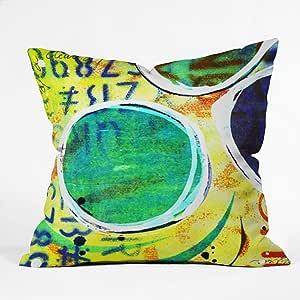 DENY Designs Sophia Buddenhagen Pure Color Throw Pillow, 16 x 16