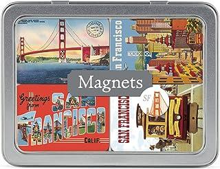 Cavallini 旧金山 24 各种磁铁