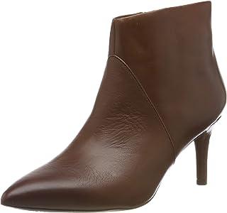 Rockport Total Motion Ariahnna 女士平跟靴 Beige (Bourbon 001) 7.5 (41.5 EU)