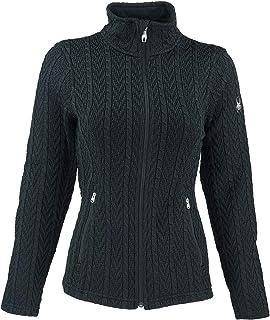 Spyder 女式主要电缆穿线夹克,多色