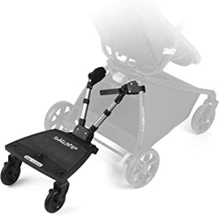 Be Cool 滑板滑板滑板滑板通用Seat 502 适用于汽车,婴儿车黑色