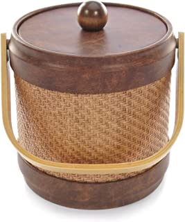 Mr. Ice Bucket 465-1 Wicker Samoa 冰桶,3 夸脱
