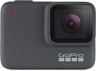 GoPro HERO7 - 防水数码动作相机 带触摸屏银白色