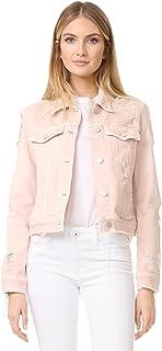 J Brand Jeans 女士 Harlow Shrunken 夹克 Teaser Large