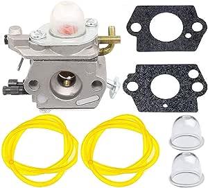 C1U-K78 汽化器带底漆灯泡垫圈,适用于 ECHO 鼓风机 PB200 PB201 ES210 ES211 碎纸机