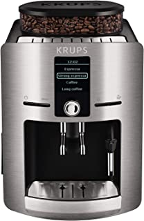 Krups EA 826 全自动咖啡机 silber