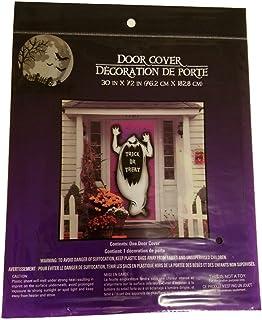 万圣节恐怖幽灵贴纸装饰家庭窗户凝胶贴装饰鬼屋 GHOST