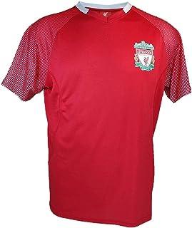 Liverpool F.C. 保护性头盔 足球官方成人足球训练表演聚乙烯球衣 P006