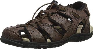 Geox 健乐士 Uomo Strada B 男士封闭凉鞋