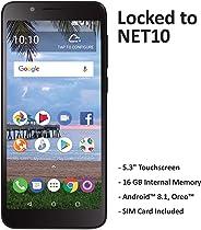 Net10 TCL LX 4G LTE Prepaid 智能手机