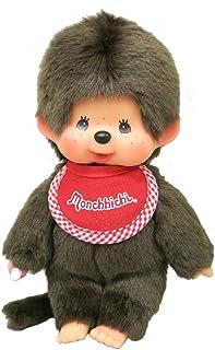 蒙奇奇 高级标准 布偶玩具 S 男孩 棕色