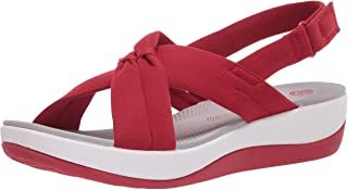 Clarks 女式 Arla Belle 凉鞋