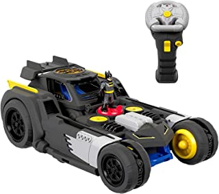 Imaginext Fisher-Price DC 《*英雄战队》变形蝙蝠车 R/C