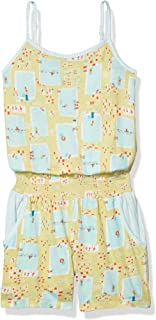 munki munki 女童针织心形连身衣