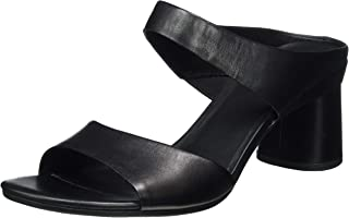 ECCO Elevate65block 涼鞋,露趾高跟鞋