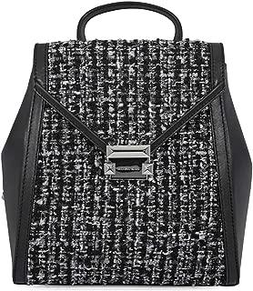 Michael Kors 迈克高仕 Whitney 纹理背包 - 黑色
