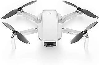 DJI Mavic Mini - Drone FlyCam 四轴飞行器,带 2.7K 相机 3 轴 Gimbal GPS 30 分钟飞行时间
