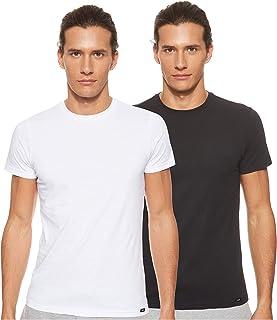 Lee 男式双人床圆领 t 恤,2个装