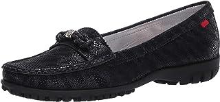MARC JOSEPH NEW YORK 女式皮革巴西果园街头高尔夫鞋