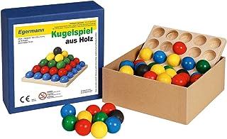 Unbekannt Egermann EH224/2 堆叠游戏木球游戏,幼儿玩具