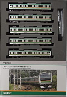 TOMIX N轨距 E233 3000系 增备型 基本套装B 92463 铁道模型 电车