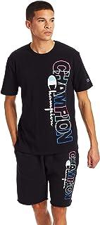 Champion LIFE 男式粗体LOGO T恤