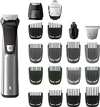 Philips Norelco 多*器 MG7750/49-23 件、胡须、身体、面部、鼻子和耳毛修剪器,剃须刀和剪刀