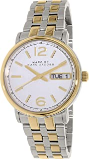 Marc by Marc Jacobs Women's MBM8652 Gold Stainless-Steel Quartz Fashion Watch