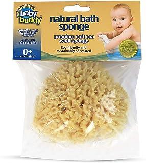 婴儿天然沐浴海绵 天然