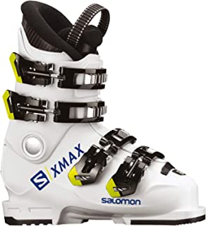 SALOMON滑雪靴 青少年 X Max 60T M/L 18~24.5cm2018-19年款 L40550400 White/Raceblue 21