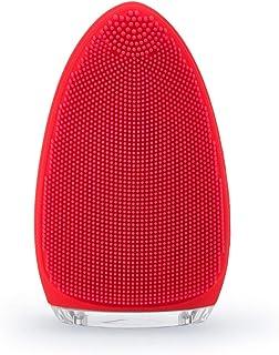 Silk'n Bright 洁面仪,深层清洁毛孔,防水,USB充电,红色