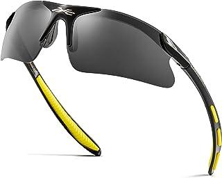 儿童年龄 3-12 半框运动自行车棒球太阳镜