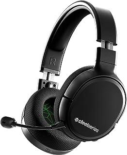 SteelSeries 赛睿 Arctis 1 无线 适用于 Xbox - 无线游戏耳机 - USB-C无线 - 可拆卸透明麦克风 - 适用于 Xbox,PS4,Nintendo Switch,Android(Xbox One)