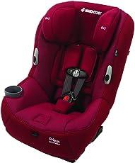 美版Maxi-Cos i迈可适 儿童安全座椅 Pria 85 Convertible 新德里红 适合14-85磅,约9个月-12岁 40磅以下可反向安装,带美标latch三点式接口(适用isofix接口+latch上拉带),isofix或者安全带安装均可 头部双气囊,吸能底座,美版特有胸前分能环扣,可三档角度调节,头枕高度可调 荷兰品牌 [跨境自营]包邮