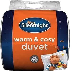 Silentnight Warm And Cosy Tog 羽绒被 - 白色 白色 Single 445689GE