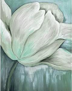 组合帆布装饰象牙色 Hush II 由 Sandy Doonan 出品的帆布墙画,27.94cm x 35.56cm 11x14 NCO4822