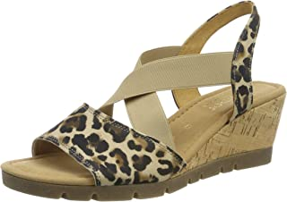 Gabor 凯伦, 女士 durchgaengies 厚底凉鞋