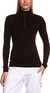 Smartwool NTS 中等重量女士带拉链上衣