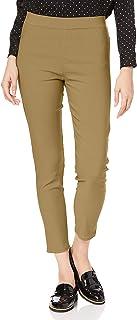 GUNZE 郡是 Tuche 打底裤 人造丝混纺 紧身裤 脚长度 女式